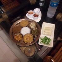 Photo taken at Bhut Jolokia by Venugopal M. on 9/13/2016