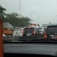 1/30/2014에 Roby T.님이 Jalan Tol Seksi Empat (JTSE)에서 찍은 사진