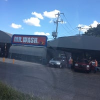 Photo taken at Mr. Wash by Mario R. on 10/24/2014