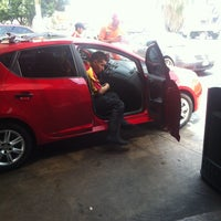 Photo taken at Mr. Wash by Mario R. on 4/26/2014