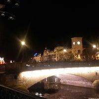 Photo taken at Blockhus by Melek . on 11/20/2014