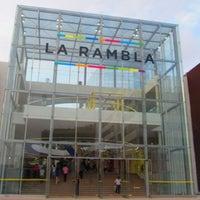 Photo taken at C.C. La Rambla by xmini p. on 6/25/2013
