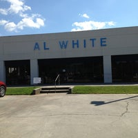 Photo taken at Al White Ford by Pam S. on 8/25/2013