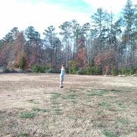 Photo taken at Honeycutt Park by Scott R. on 11/23/2012
