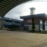 Photo taken at CECyTE Chignahuapan by Teacherdh A. on 6/25/2013