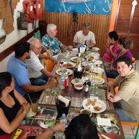 Photo taken at El Muelle de Paco by Arturo P. on 10/17/2014
