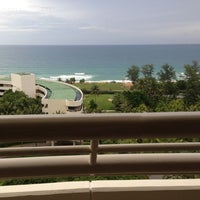 Photo taken at Hilton Phuket Arcadia Resort & Spa by Jon N. on 7/16/2013