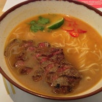 Photo taken at Wagamama by Malaise on 3/2/2013