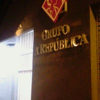 Photo taken at Diario La República by Oscar E. on 6/18/2013