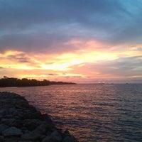 Photo taken at Coveñas by Daniel B. on 7/2/2013