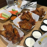 Photo taken at Buffalo Wild Wings by Jackson L. on 9/14/2017