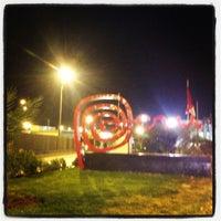 Photo taken at Complejo Fronterizo Santa Rosa by Leilani H. on 7/14/2013
