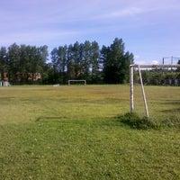 "Photo taken at Стадион ""СпортСервис"" by Александр Т. on 6/16/2013"