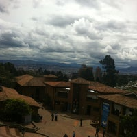Photo taken at Politécnico Grancolombiano by Oswaldo V. on 6/28/2013