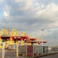 Photo taken at Домик Customs-logistics на ПКТ by Дмитрий Е. on 7/12/2013