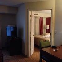 Photo taken at Residence Inn Portland Scarborough by Rachel C. on 8/4/2014