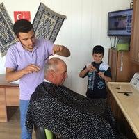 Photo taken at Özcan Kuaför Güzellik Salonu by ihsan ö. on 8/6/2016