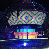 Photo taken at Kazan-Arena by Yana C. on 7/16/2013