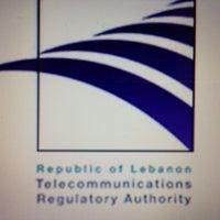 Photo taken at Telecommunication Regulatory Authority-TRA Lebanon by Elias B. on 1/31/2014