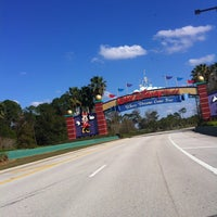 Photo taken at 429 Disney World Exit by Lynn on 2/9/2013