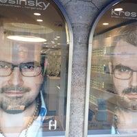 Das Foto wurde bei Kresinsky - brillen.kontaktlinsen.hörgeräte GmbH & Co. KG von Marcus D. am 9/20/2013 aufgenommen