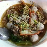 Photo taken at Night Food Stall Street by Narongcachon C. on 11/27/2012
