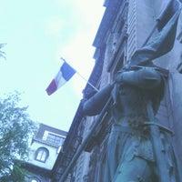 Photo taken at Union Française by Sar Collinjames L. on 7/21/2013
