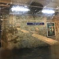 Photo taken at Penge East Railway Station (PNE) by Kim on 2/11/2017