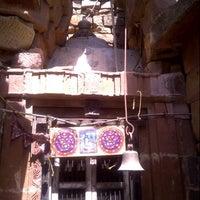 Photo taken at Puneshwar Temple by Kim on 5/17/2013