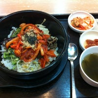 Photo taken at 본비빔밥 by Sukhwan Y. on 6/5/2013