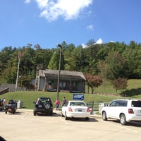 Photo taken at Tennessee Welcome Center — I-40 WB by Jenn T. on 10/4/2012