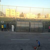 Photo taken at ملعب الهاشمي by Ali A. on 7/6/2013