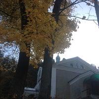 Photo taken at Залізці / Zaliztsi by Тарас Г. on 10/16/2014