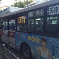 Photo taken at 西鉄バス キャナルシティ博多前 by 468yokkun on 9/26/2015