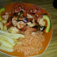 Photo taken at Mariscos Chacho by Michel d. on 4/26/2014