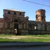 Photo taken at Старая Церковь by Артём К. on 7/4/2013