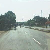 Photo taken at SPBU 44.512.11 by W A N. on 10/6/2013