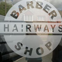 Photo taken at Hairways by Harry M. on 6/2/2013