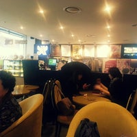 Photo taken at Angel-in-us Coffee by Haana S. on 10/11/2013