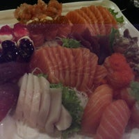 Photo taken at Hakka Sushi by Ricardo X. on 3/13/2014