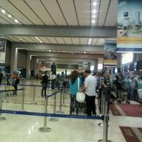 Photo taken at Executive Lounge Soekarno-Hatta International Airport by Wandi 2. on 10/20/2012