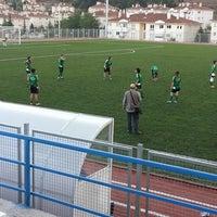 Photo taken at Adapazarı Belediye Spor Kompleksi by Selma Ö. on 9/22/2013