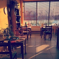 Photo taken at Гастрономическое кафе Donna Bella by Екатерина П. on 12/29/2014