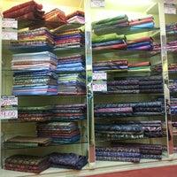 Photo taken at Salem Aziz Textiles Sdn. Bhd. by Noryn L. on 11/26/2014