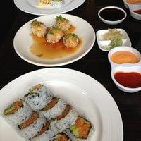 Photo taken at Starfish Sushi by Stella Z. on 7/11/2013