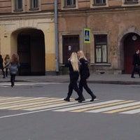 Photo taken at Советский переулок by Marina B. on 10/29/2015