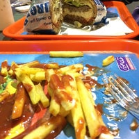 Photo taken at Burger House by Saman T. on 12/12/2014