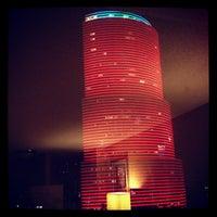 Photo taken at Hyatt Regency Miami by Aquelis T. on 8/9/2013