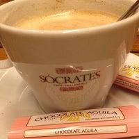 Foto tomada en Sócrates Cafe por Agos G. el 7/26/2013