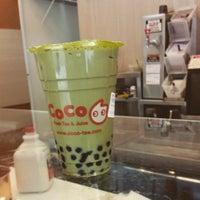 Das Foto wurde bei CoCo Fresh Tea & Juice von Jay M. am 3/7/2015 aufgenommen